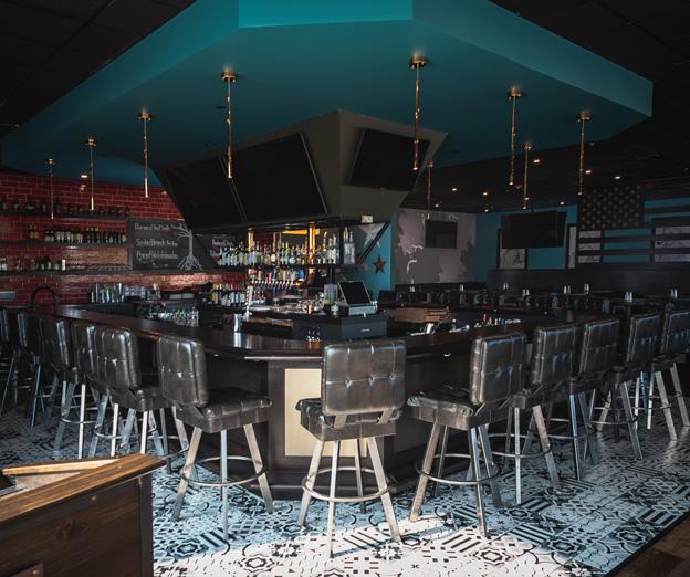 Black Oak Restaurant: Interior & Exterior Renovations