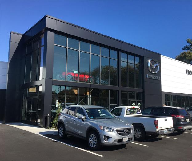 Flood Mazda: Addition & Renovation