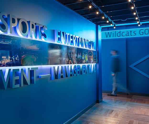 Johnson & Wales University: Sports, Entertainment, Event Management Lab (SEEM Lab)