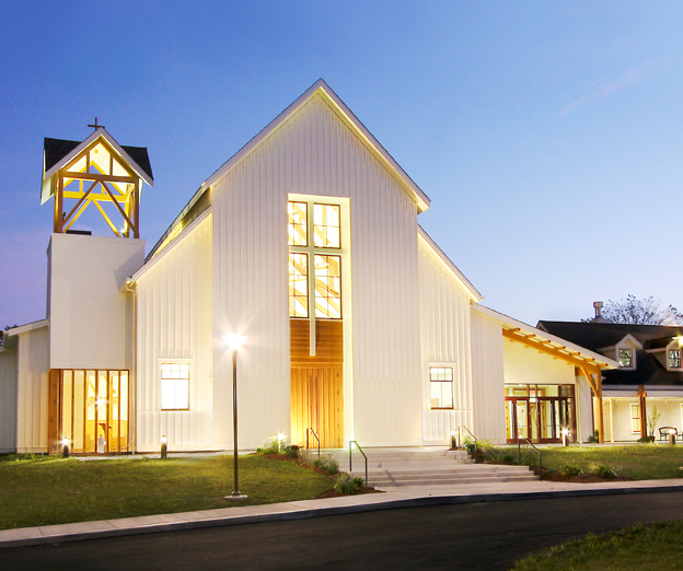 Saint Bernard Church: New Parish Center