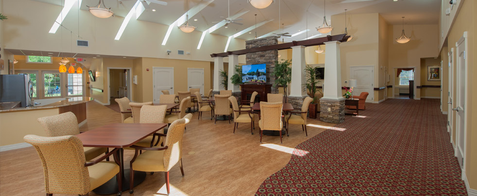 The Cottage at Briarcliffe Gardens: New Memory Care Facility