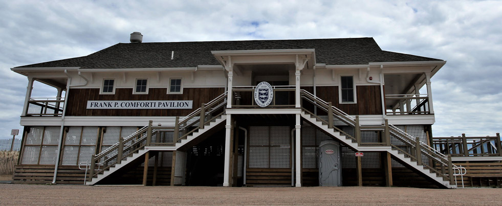 Westerly Beach Pavilion: Relocation & New Construction