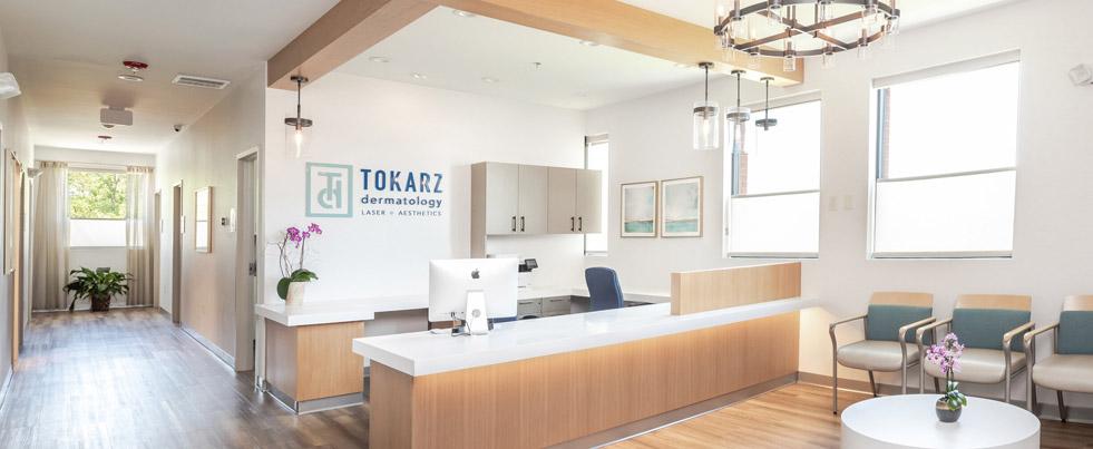 Tokarz Dermatology & Laser: New Private Practice Office