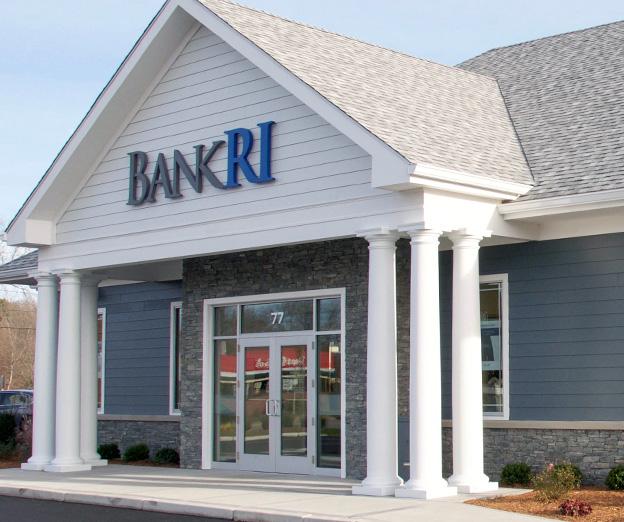 BankRI: New Bank Branch