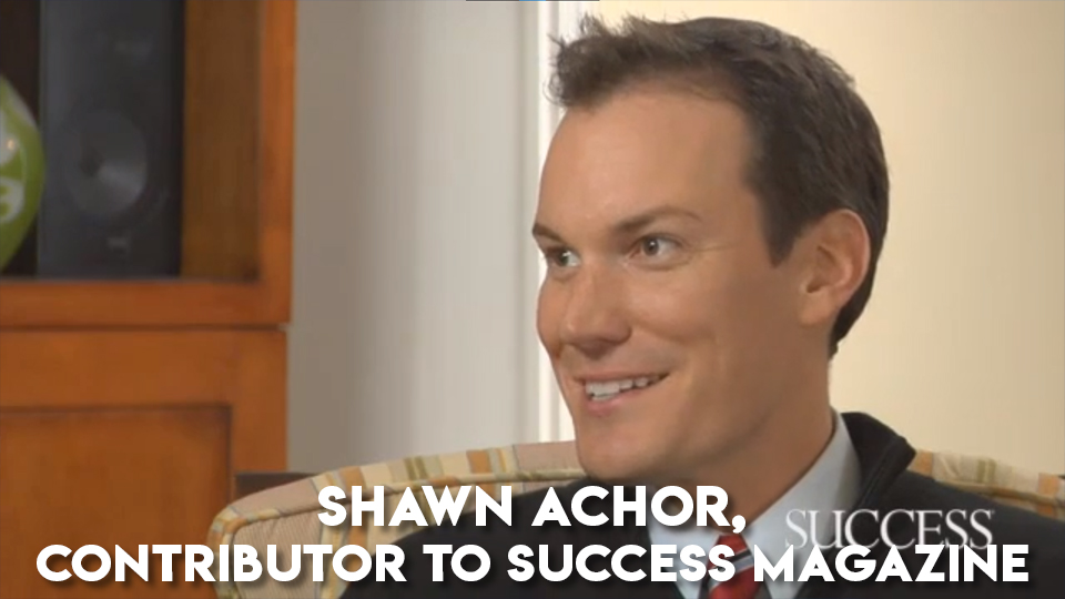 Good Morning America: The Happiness Advantage at SD54 with Shawn Achor