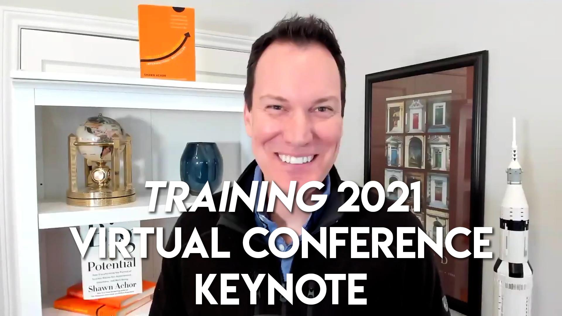 Training 2021 Virtual Conference Keynote