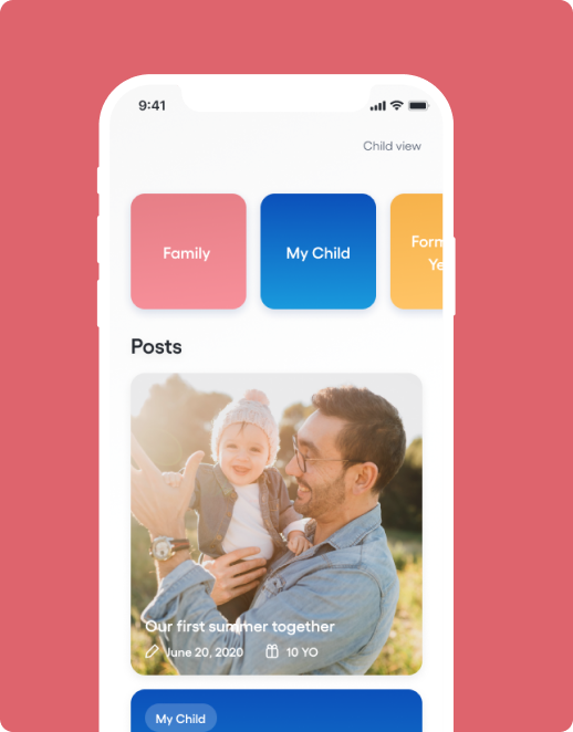 LifeArk - content sharing app