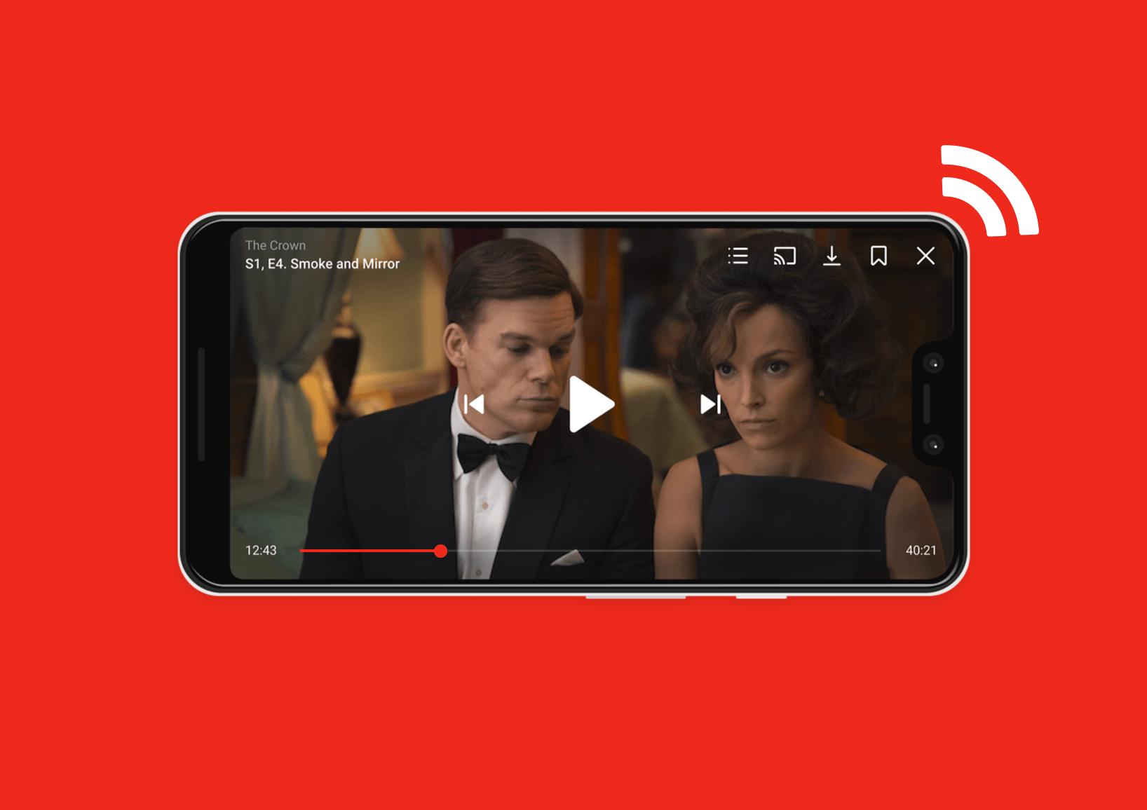 TM on iOS screenshot