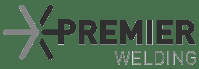 Premier Welding Logo White