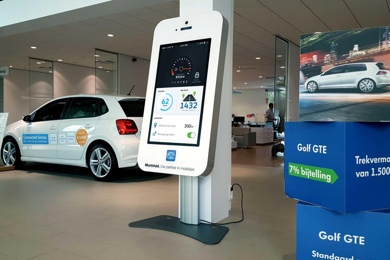 Volkswagen Branded Smartphone