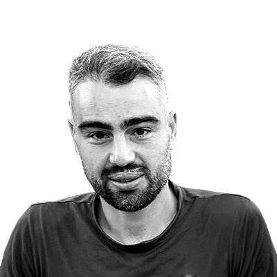 Alessandro Bitocchi, direttore di produzione presso Bartolini srl; il nostro principale interlocutore nel progetto e-commerce per l'azienda