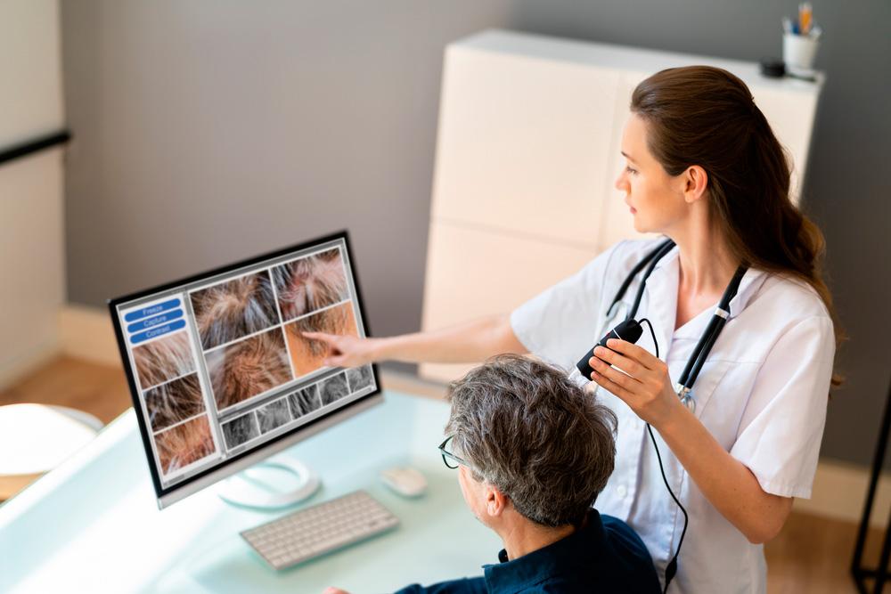 Lice screening for senior homes