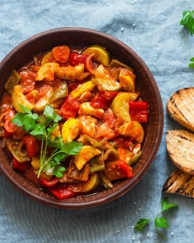 תבשיל ירקות גיבץ
