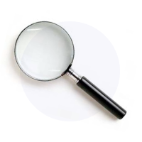 magnify glass