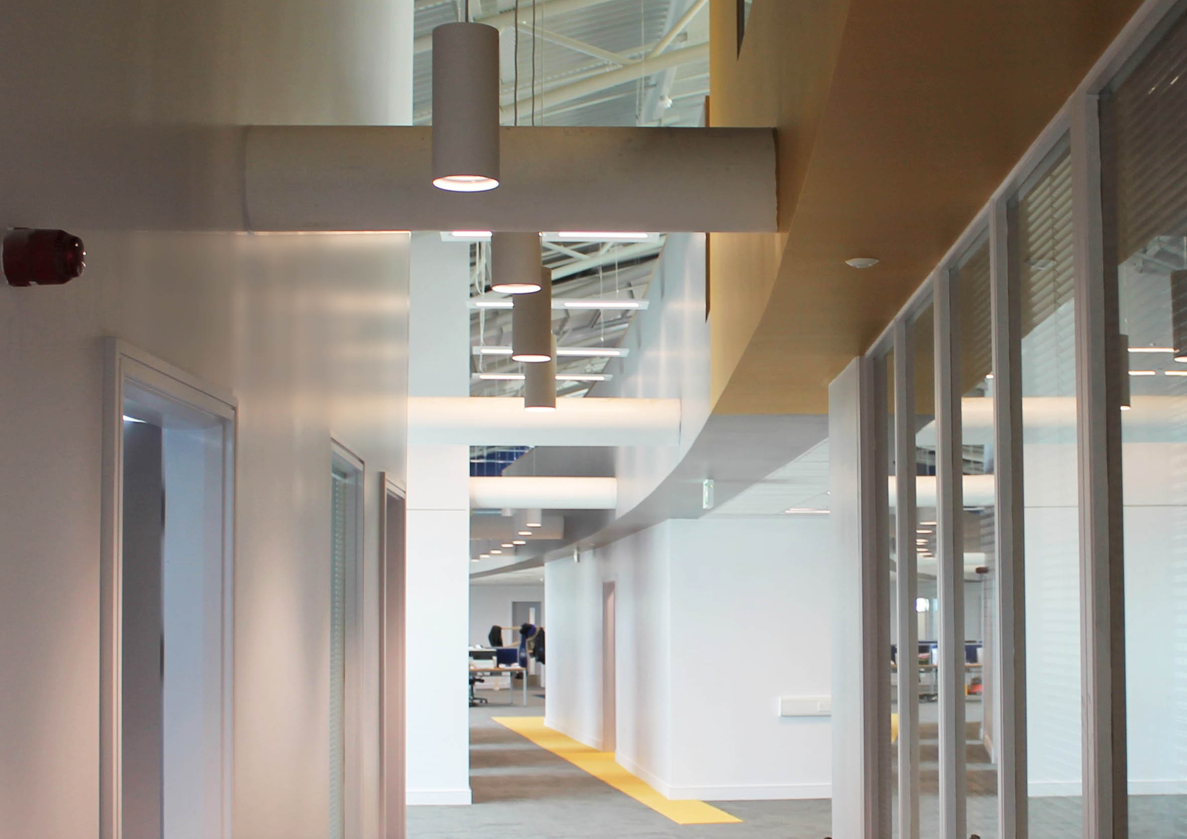 Commercial, retail &  industrial architecture