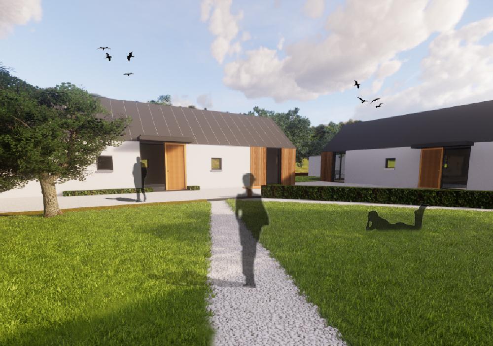 Proposed Housing at Slí Eile Farm, Burton Park