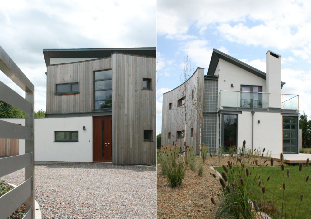 A sustainable and sensitive family home