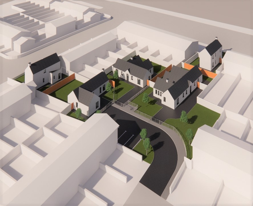 New social housing for Waterford