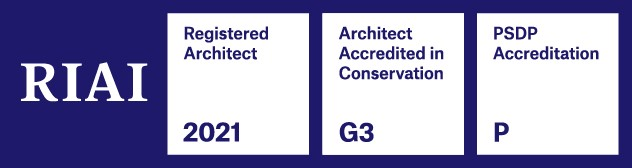RIAI 2021 Accreditation Diarmuid Reil Architects Waterford