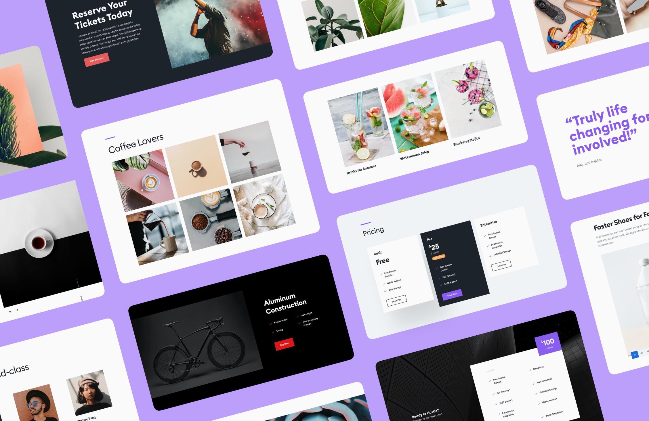 Websites that Design Themselves