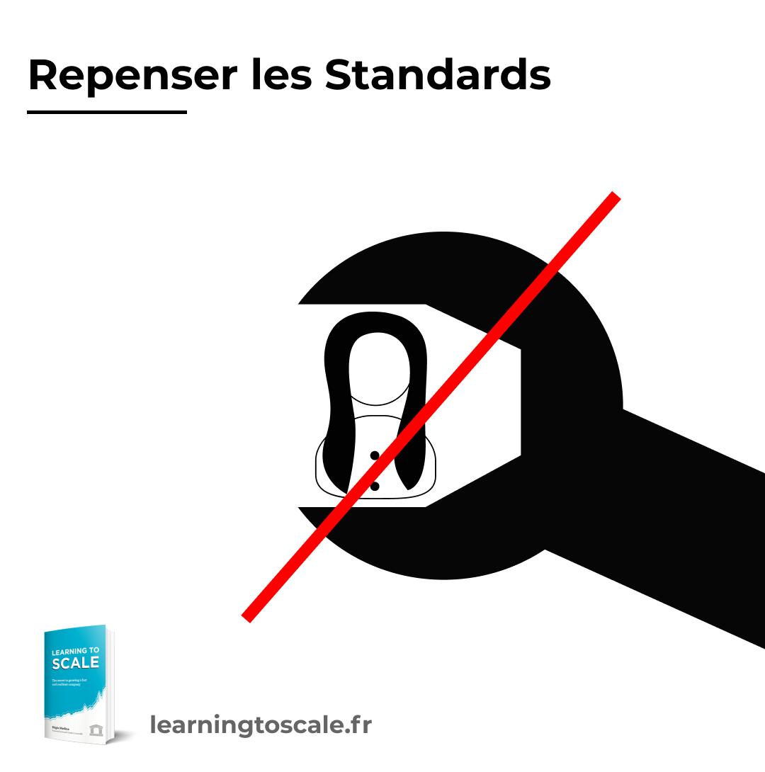 Repenser les standards