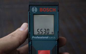 thước đo khoảng cách laser là gì
