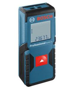 review máy đo khoảng cách laser bosch glm 25