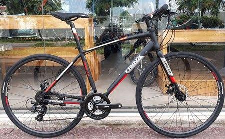 xe đạp thể thao trinx có tốt không