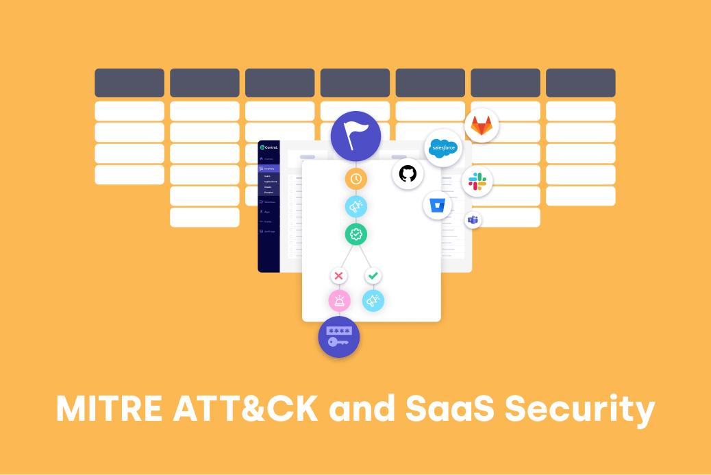 MITRE ATT&CK and SaaS Security