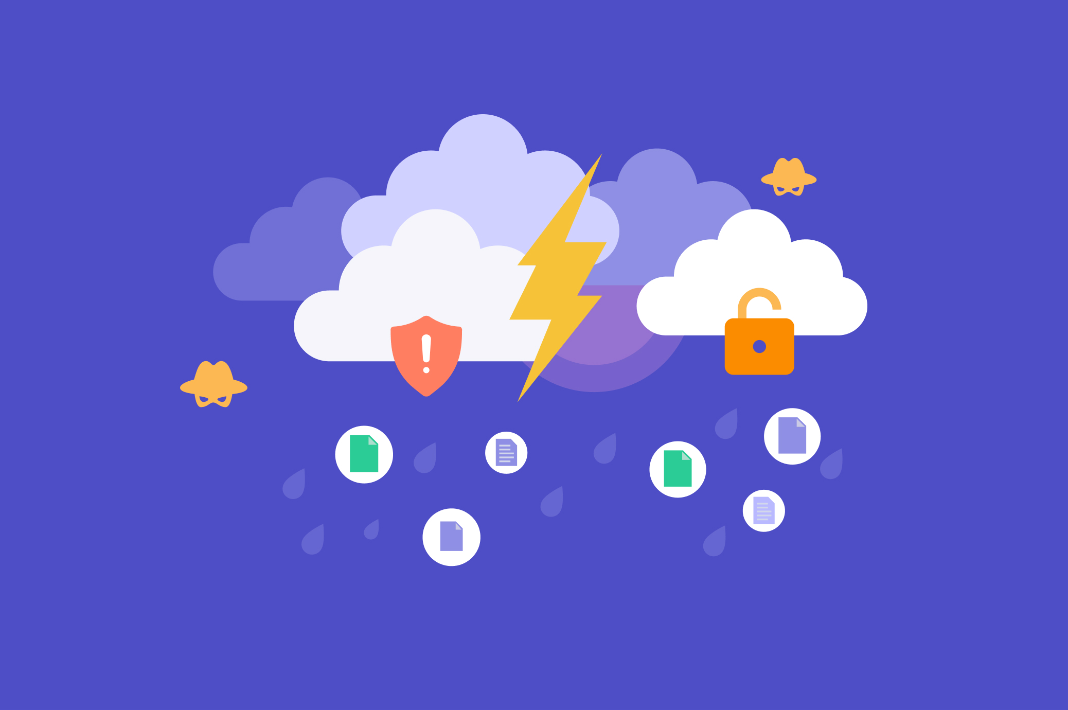 Weather Forecast: Cloudy with High Chances of SaaS Data Breaches