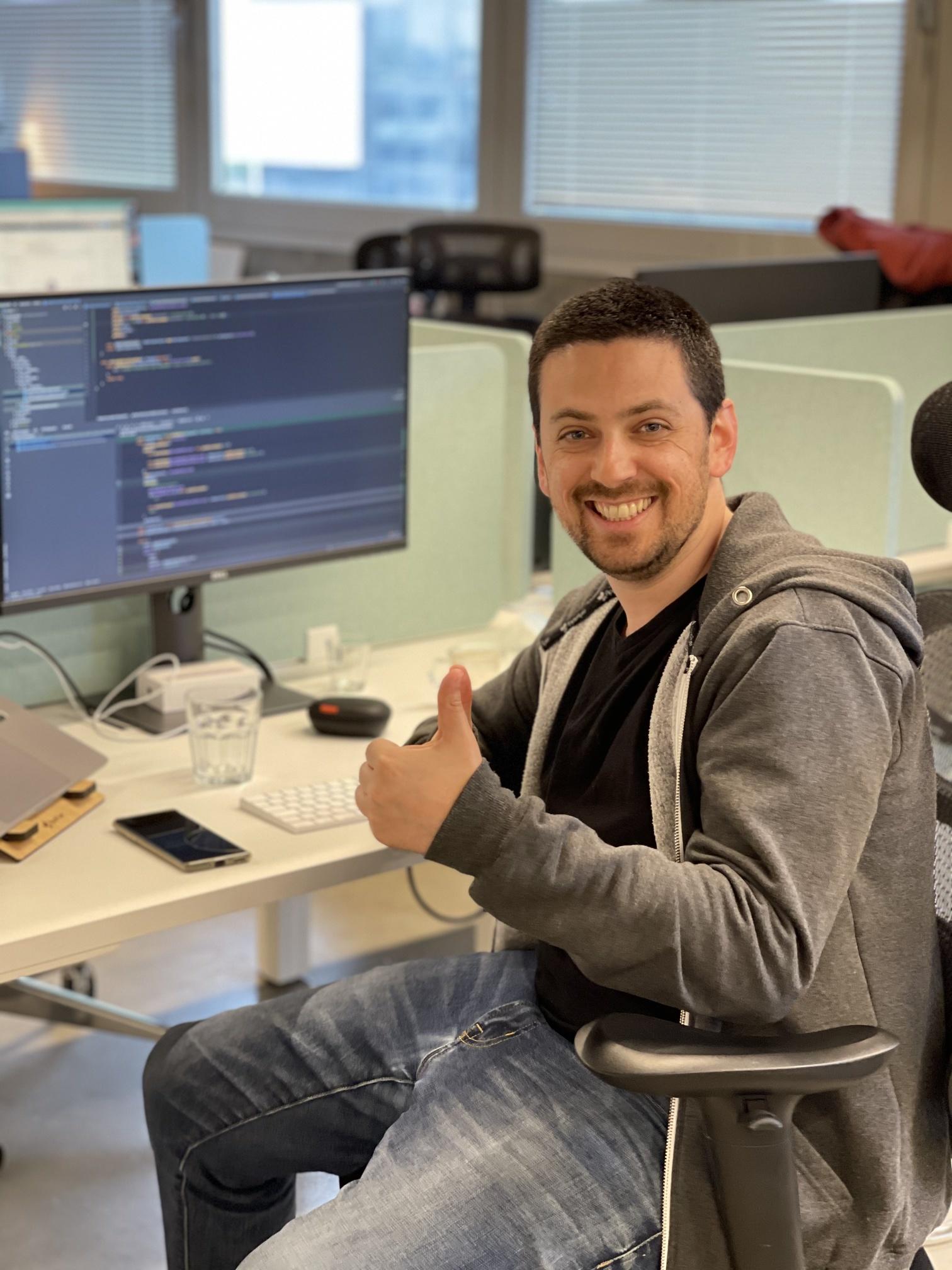 Employee Spotlight: Senior Software Engineer Avner Schwartz