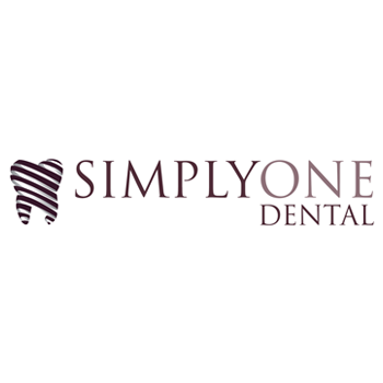 simply one dental logo