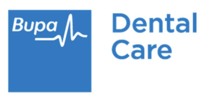 Bupa dentalcare logo