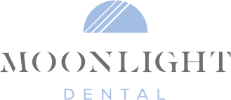 Moonlight dental logo