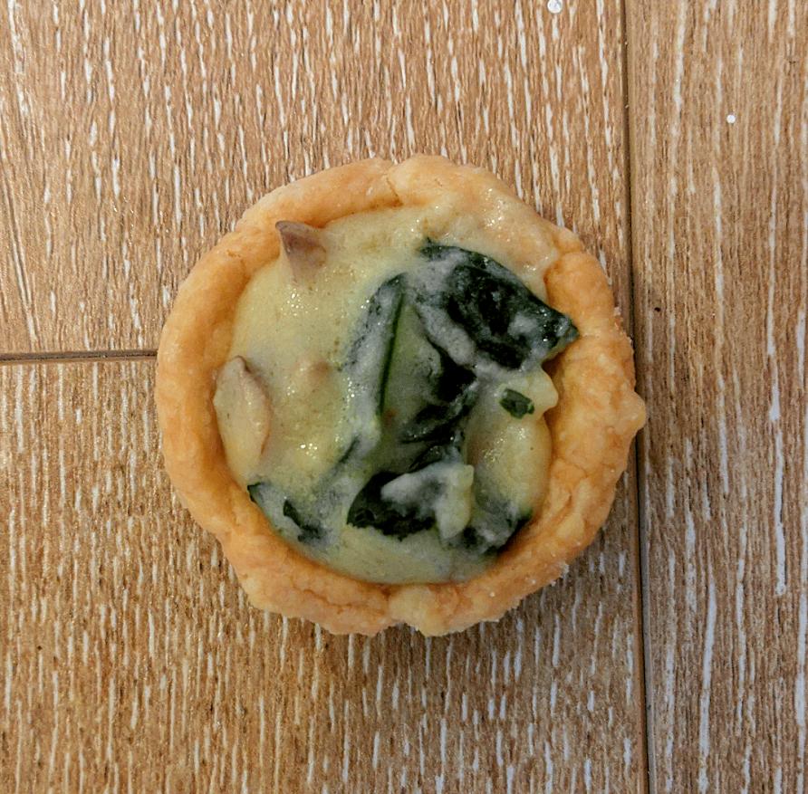 Vegan tarts
