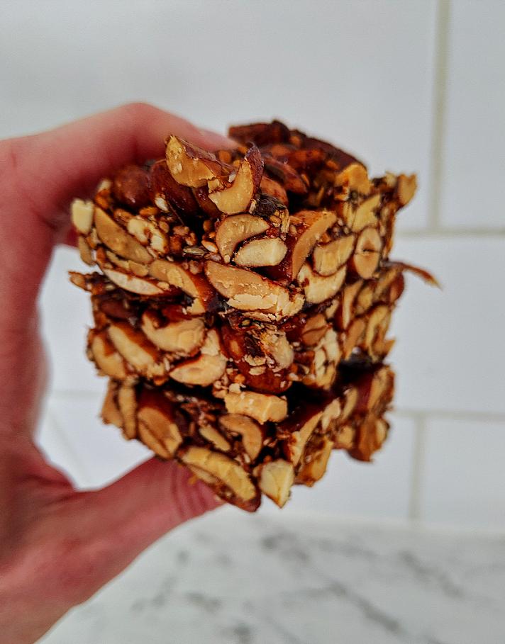 Peanut Slice