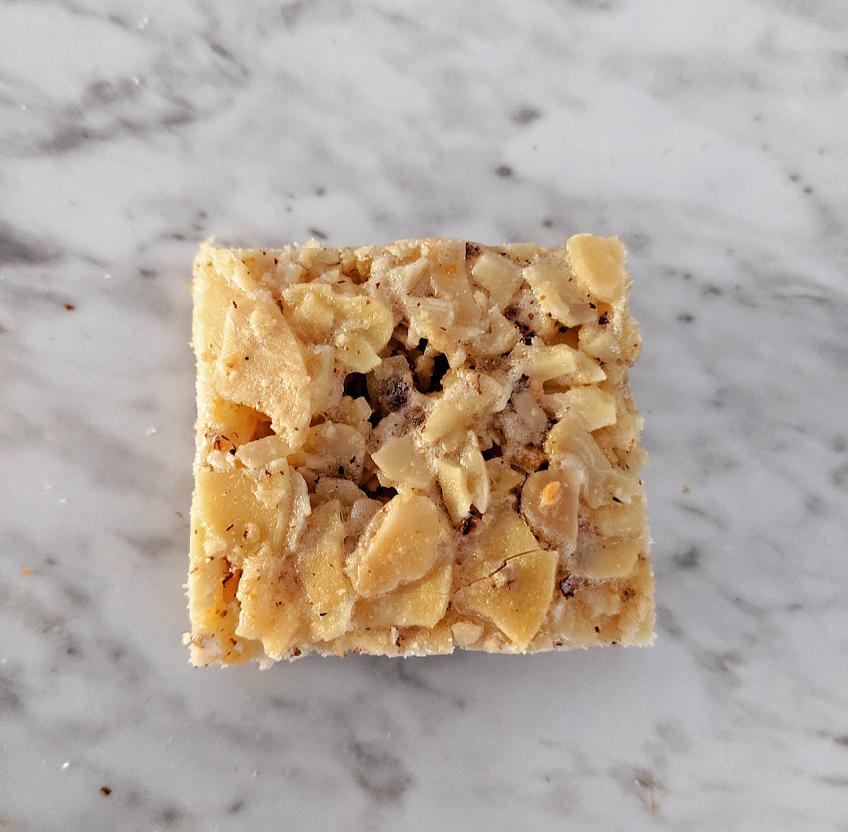 Vegan Almond Slice
