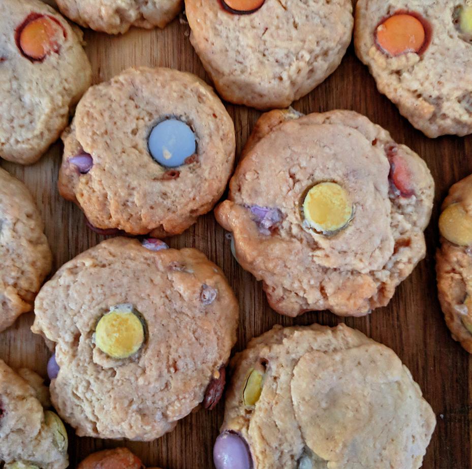 Vegan party cookies