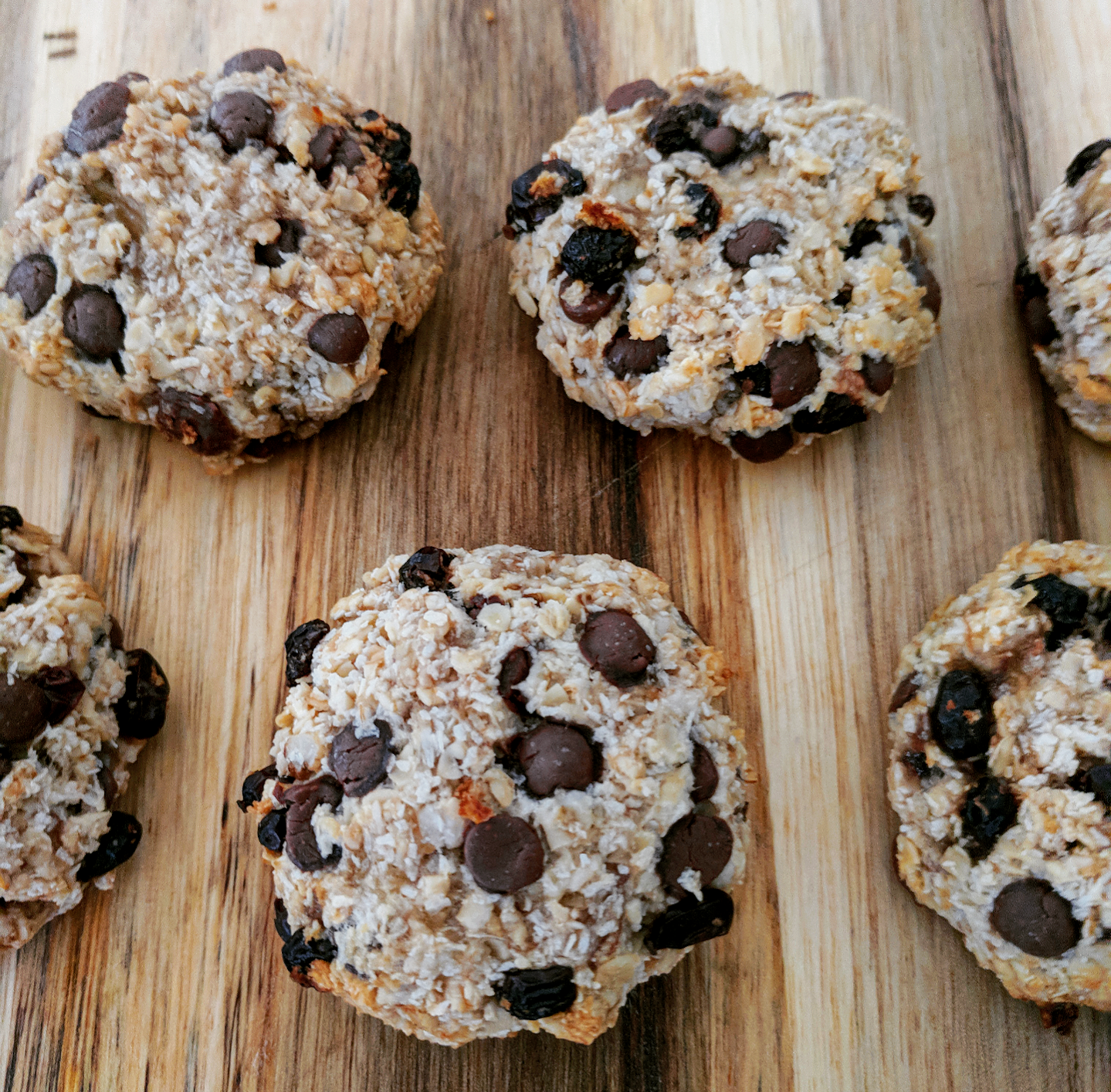 Oat and Barberry Biscuits