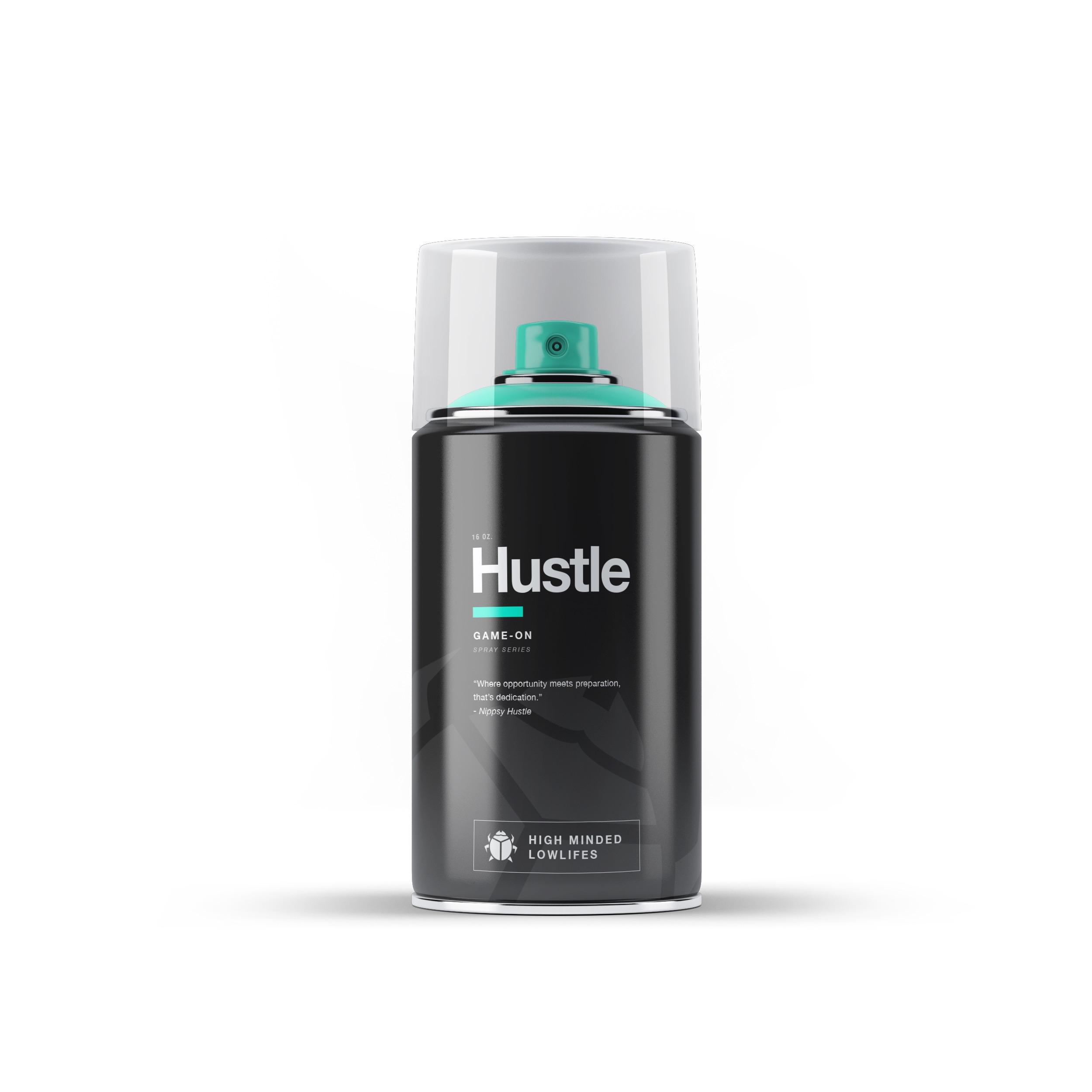 HML Spray-On Hustle