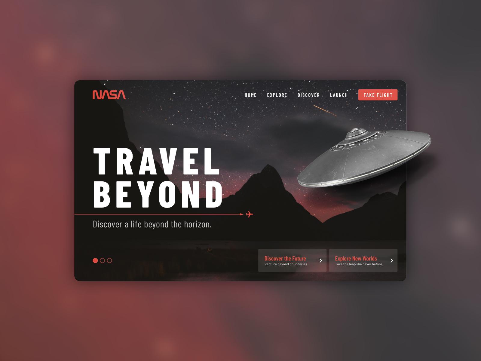 NASA UFO Concept Design