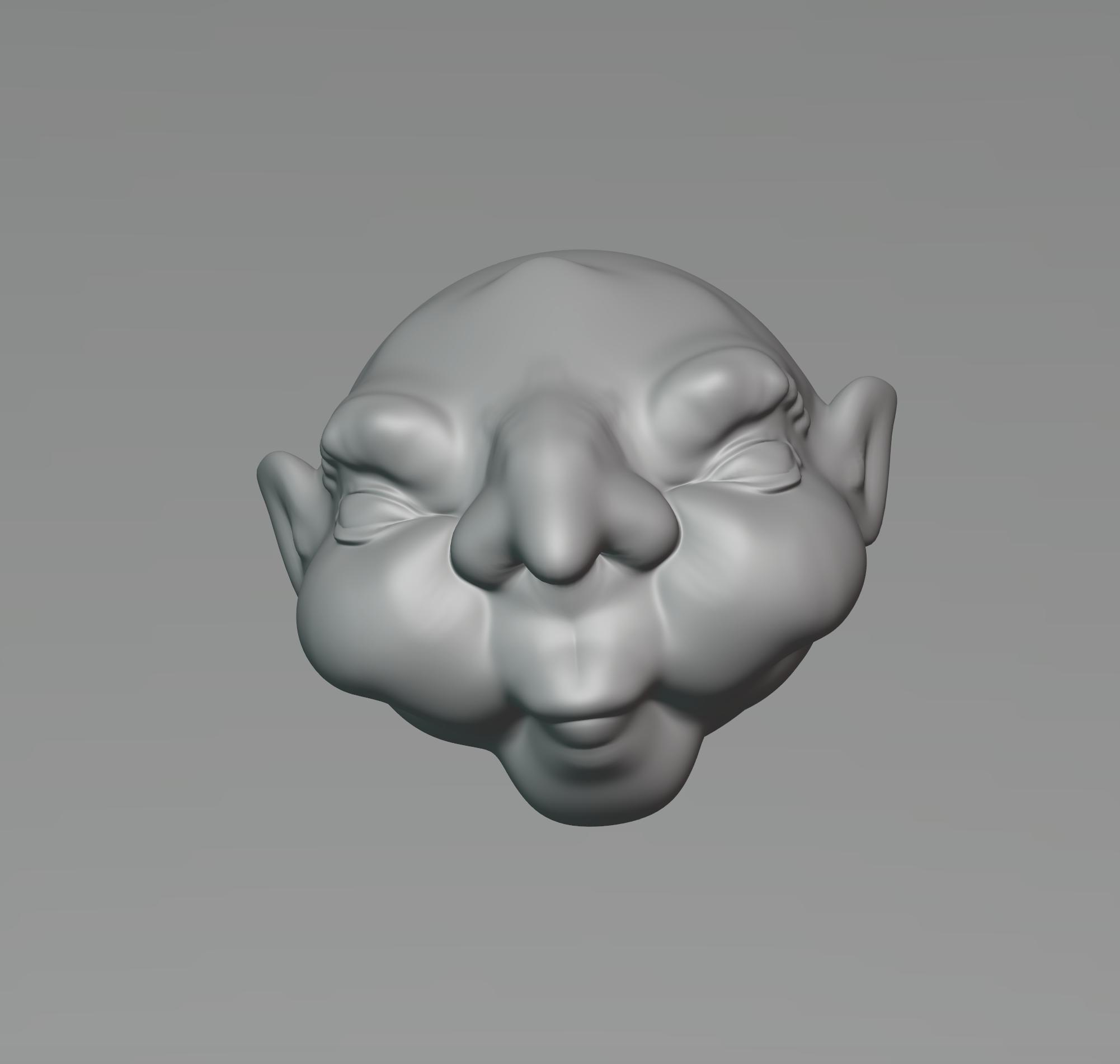 3D Character Sculpting