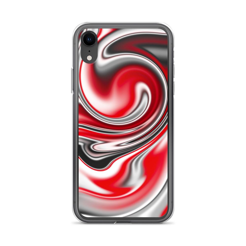 Liquid Paint iPhone Case