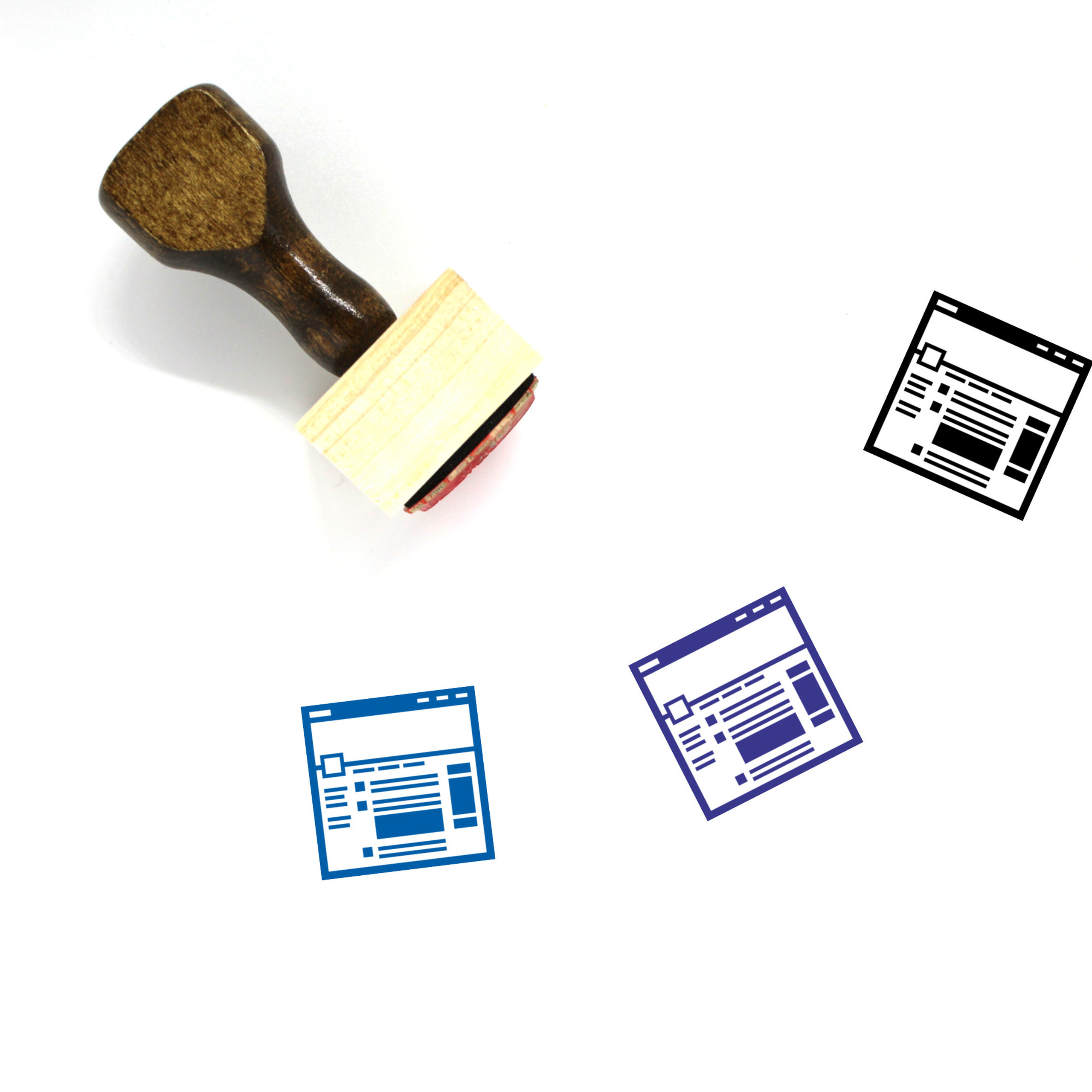 Icon Stamps