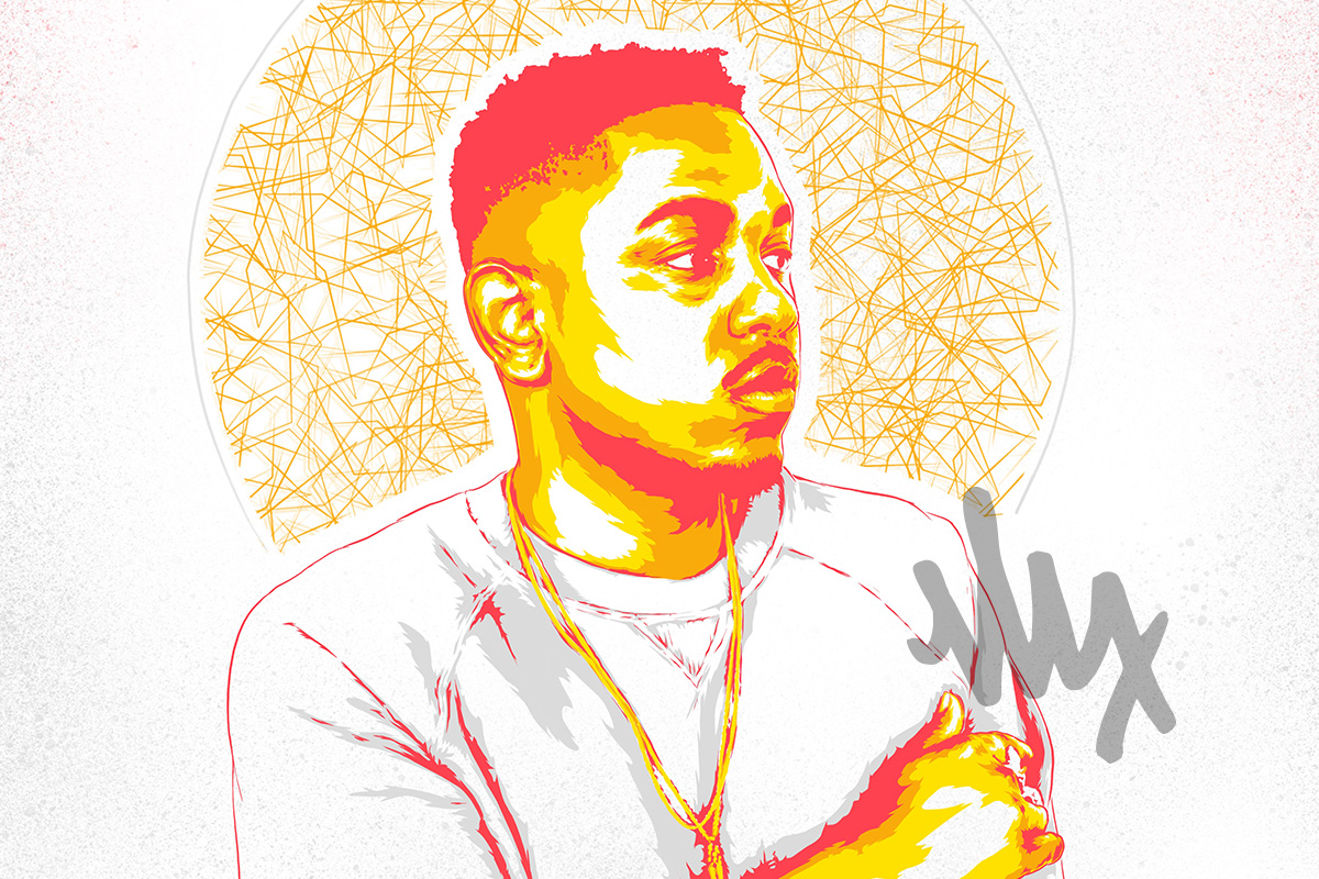 Kendrick Portrait