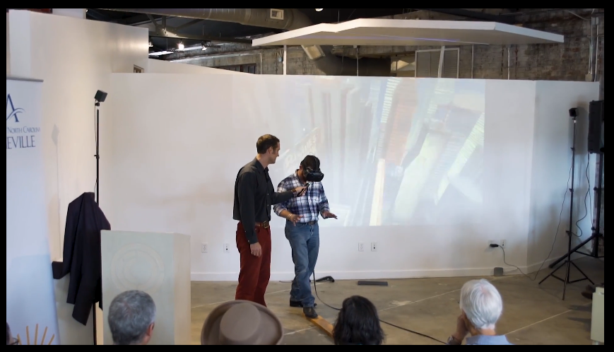 "Three years ago this morning, I delivered a talk through Creative Mornings. The theme of the month was ""Beyond"" and my talk was all about the power of Virtual Reality and how it is already impacting the way we experience the world around us, that which we call reality."