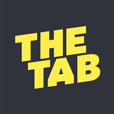 the TAB newspaper logo