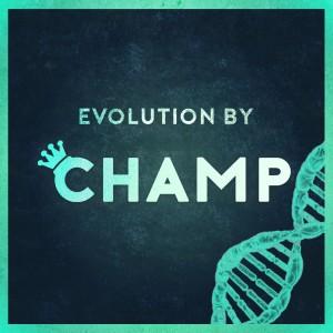 the champ podcast logo