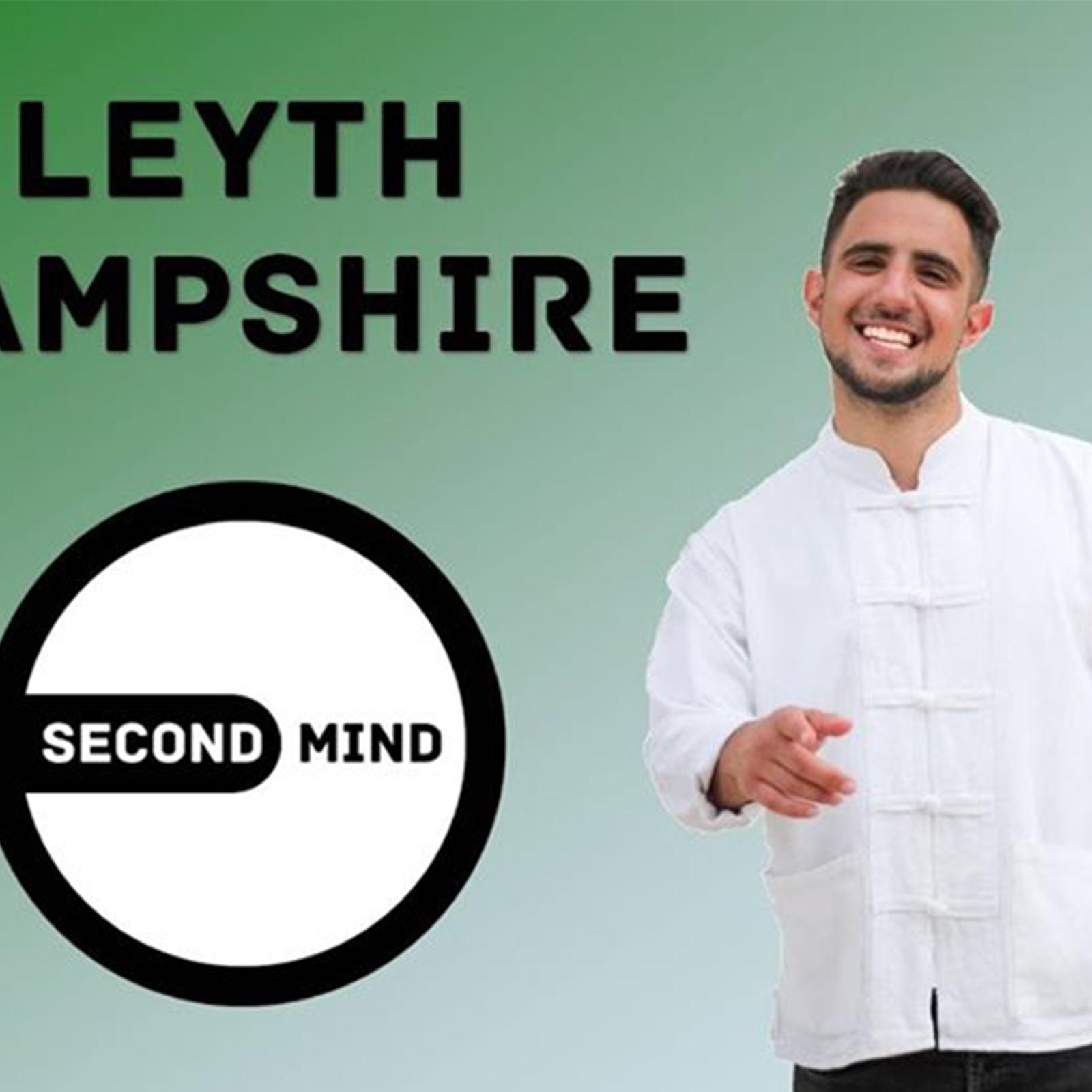 second mind podcast logo