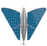 air purifier solar panels, custom sizes, sensors, kills viruses including covid